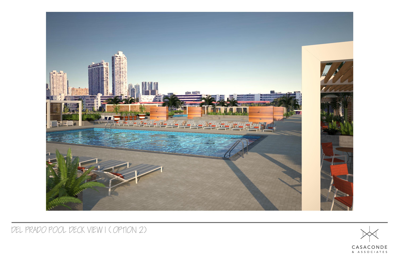Del prado pool deck view 1 option 2