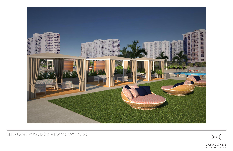 Del prado pool deck view 2 option 2