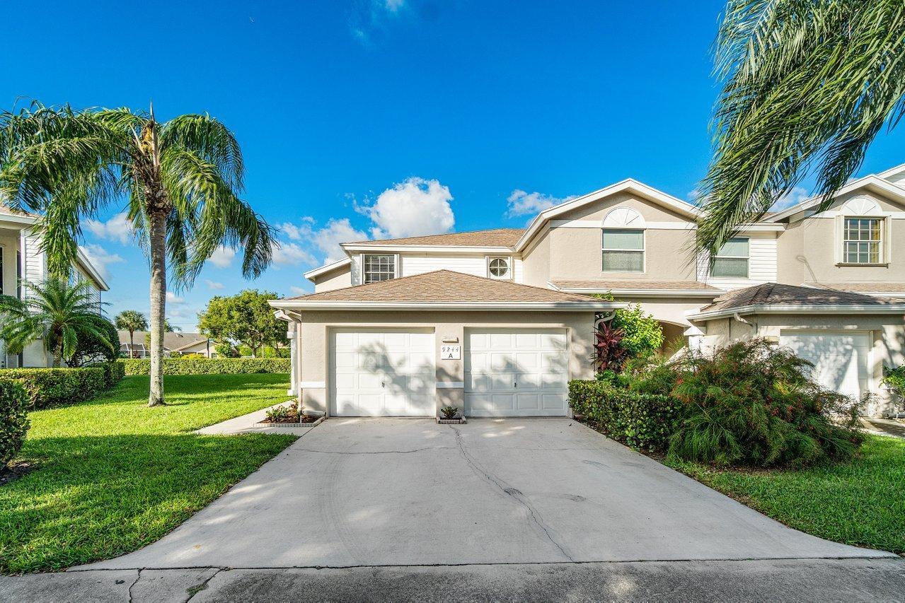 9244  Boca Gardens Parkway A For Sale 10698707, FL