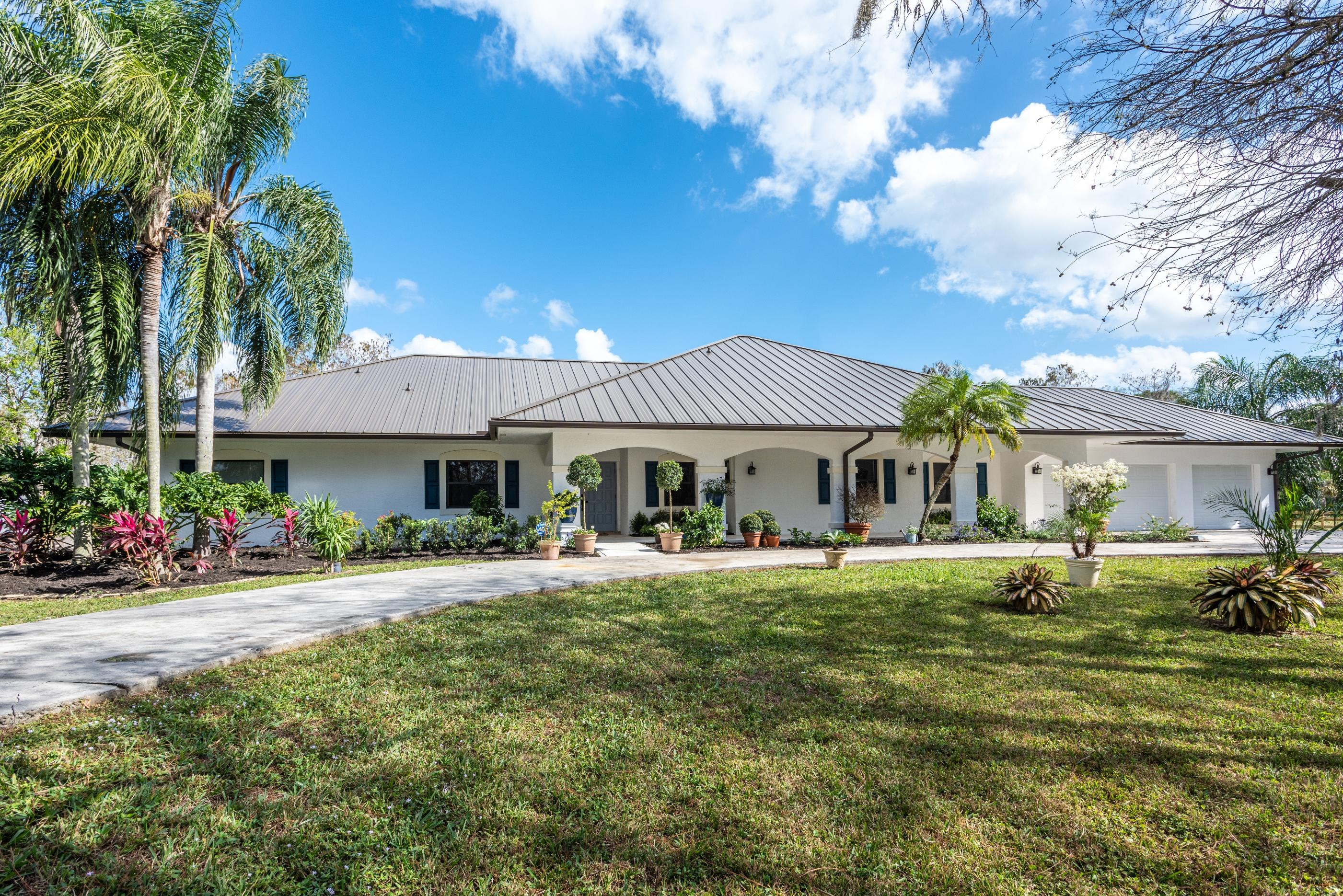 Home for sale in Paddock Park II Wellington Florida