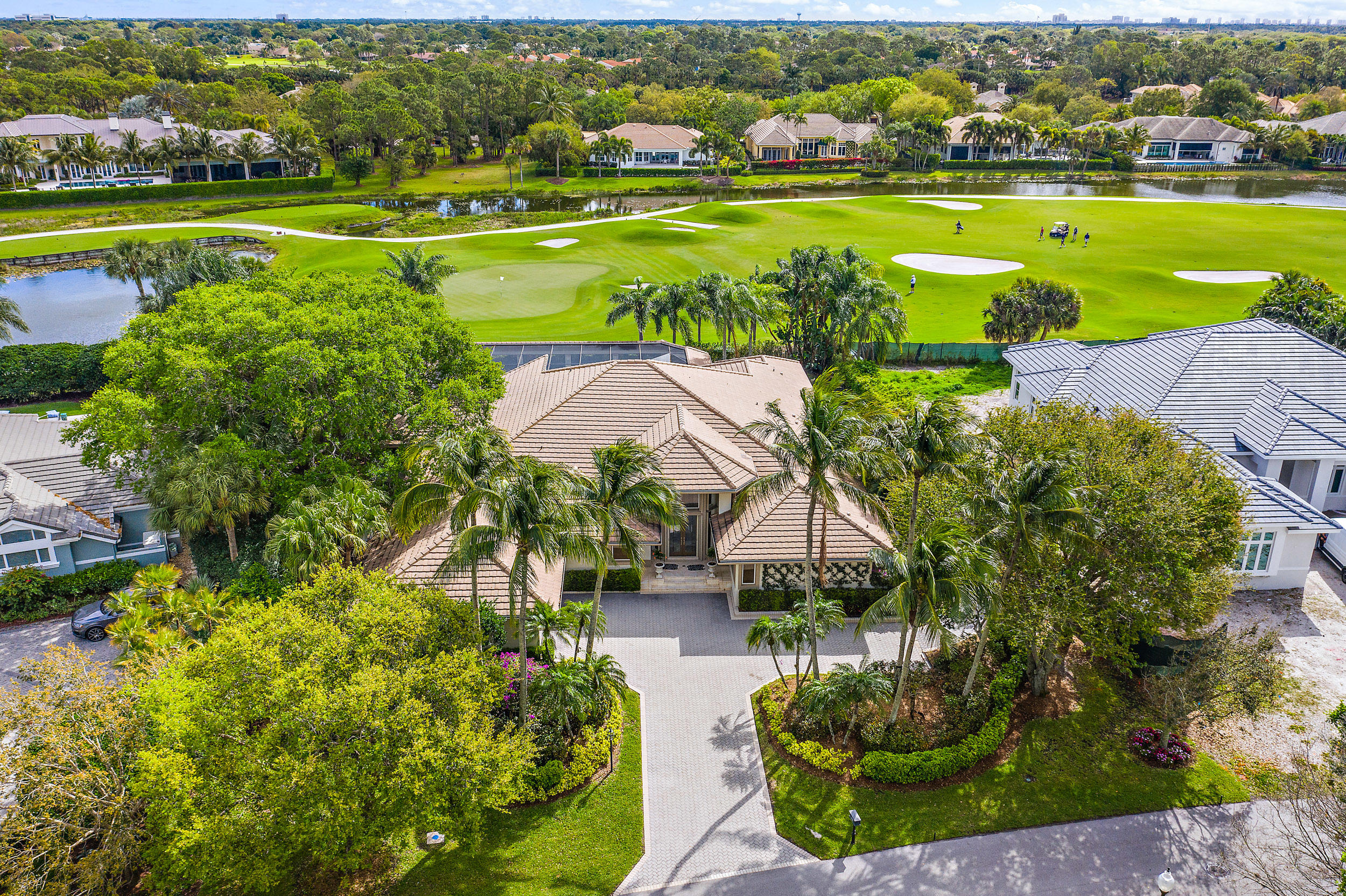 Home for sale in OLD MARSH GOLF CLUB Palm Beach Gardens Florida