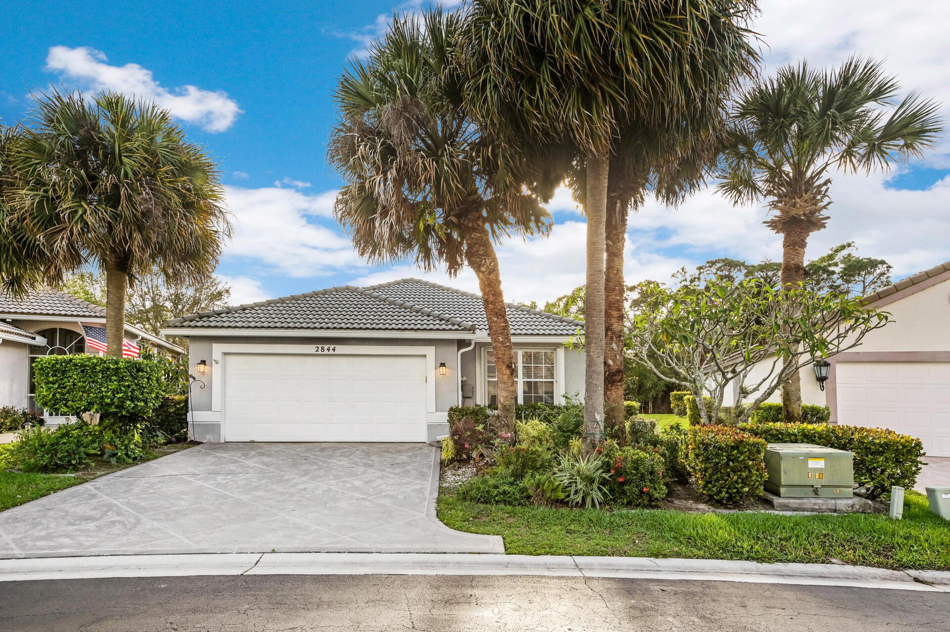 Home for sale in RIVER BRIDGE PAR Greenacres Florida