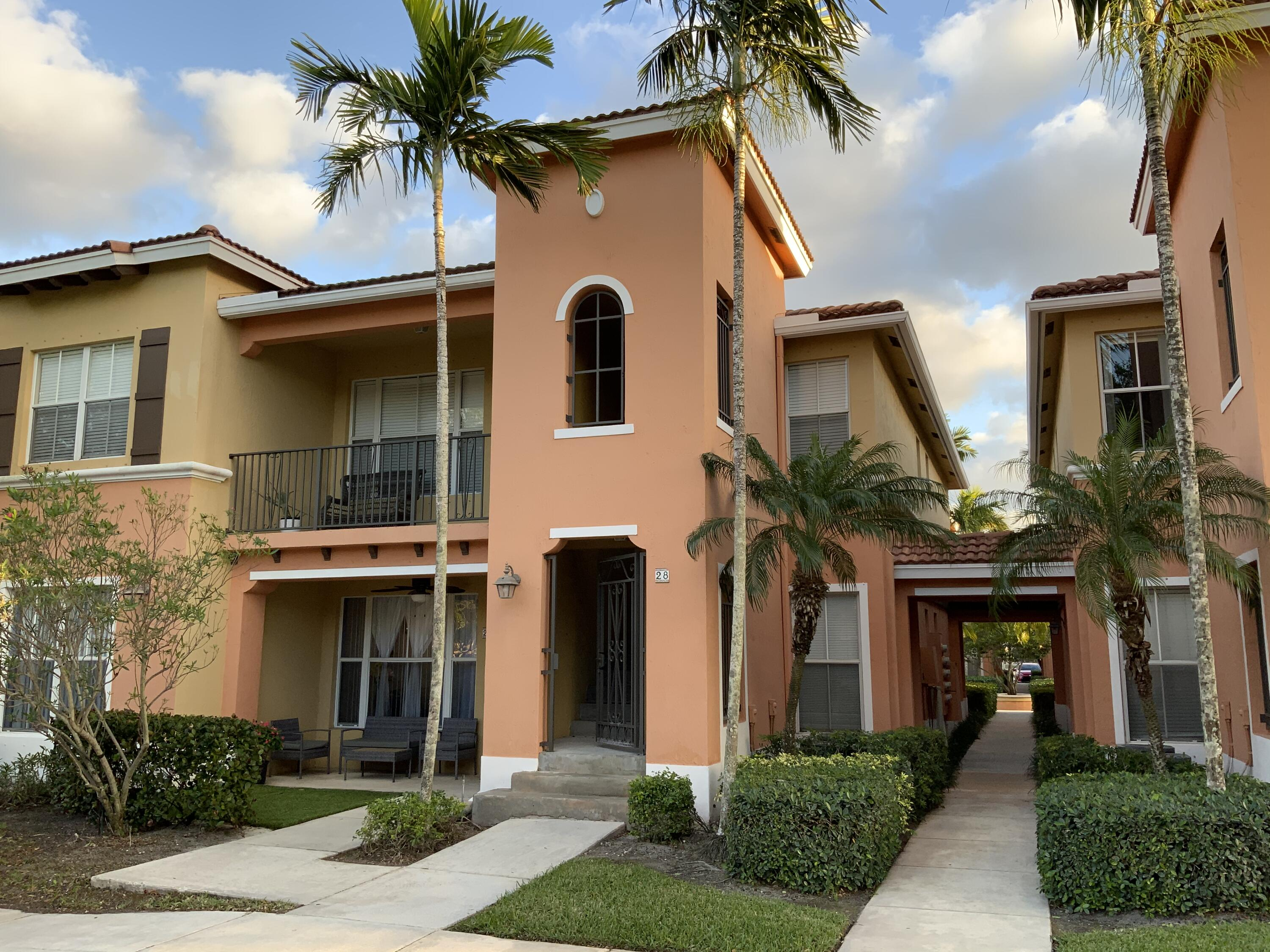 Home for sale in ROSEMONT CONDO Palm Springs Florida