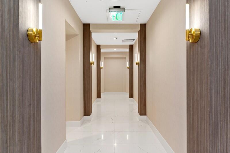 Amenities Floor