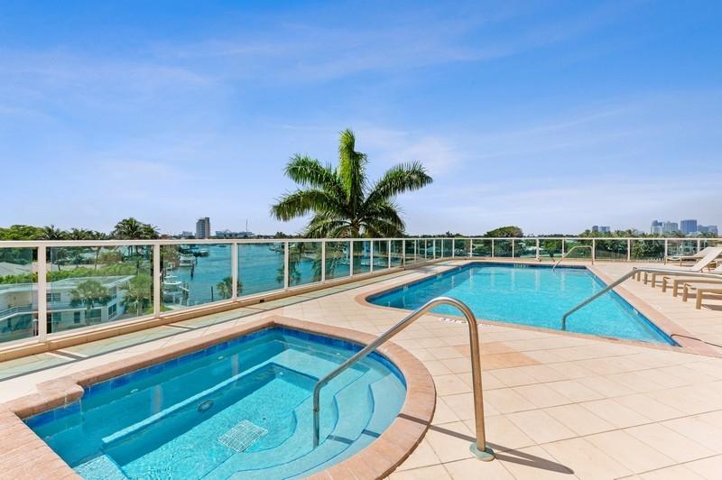 Pool/Spa Waterviews