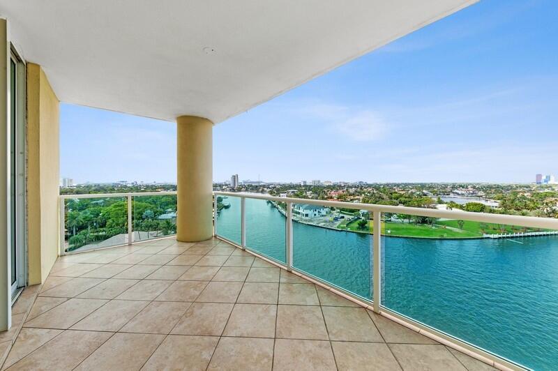 Owner Suite Balcony