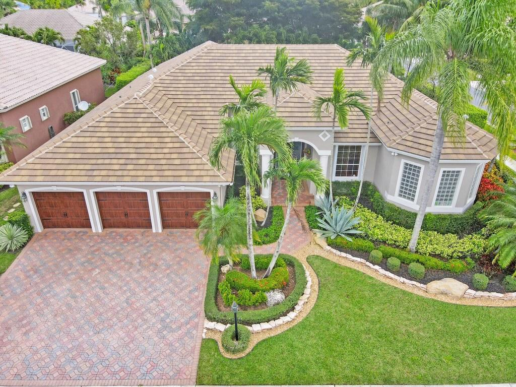 Home for sale in Crystal Pointe Boca Raton Florida