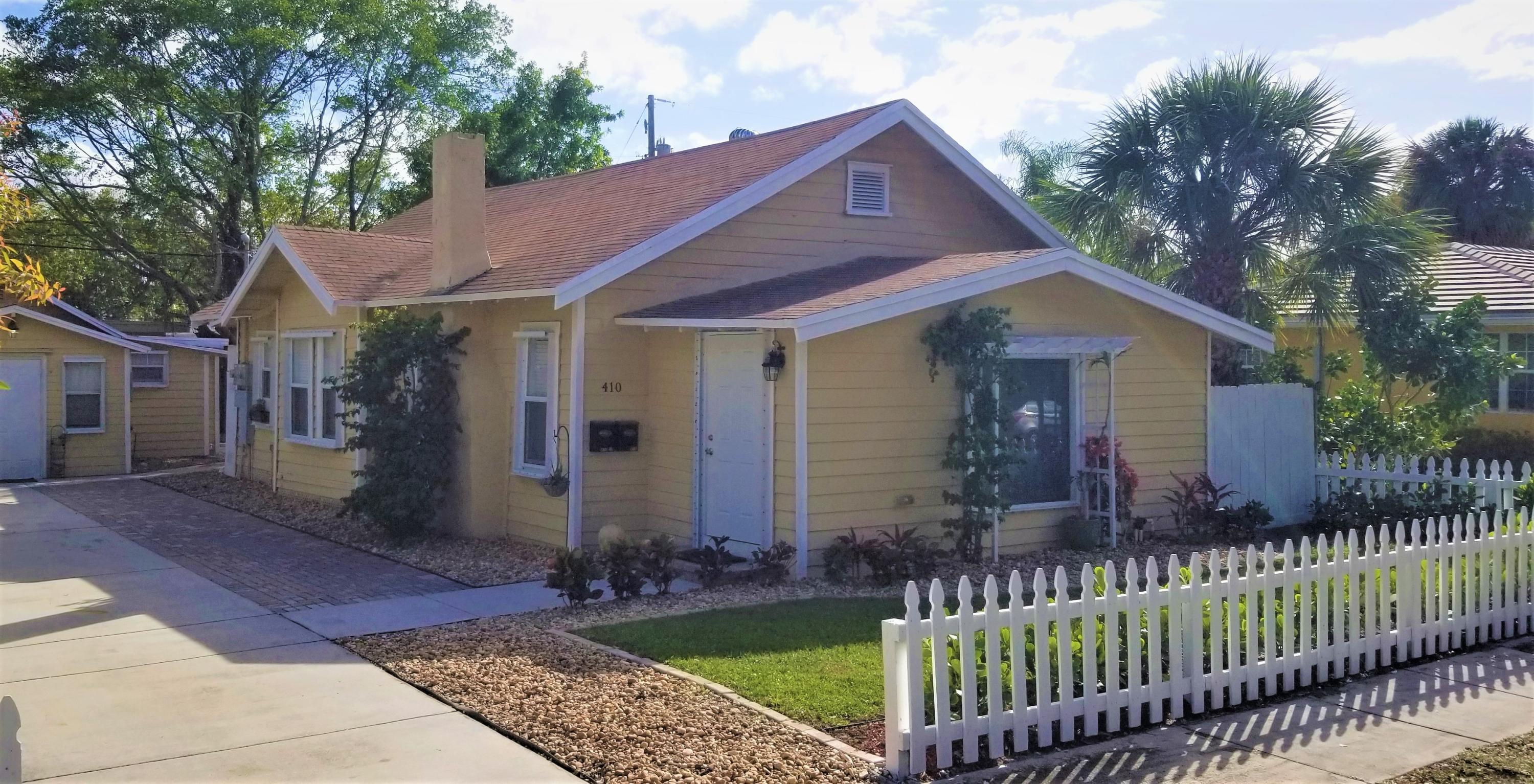 Home for sale in Northwood Harbor West Palm Beach Florida