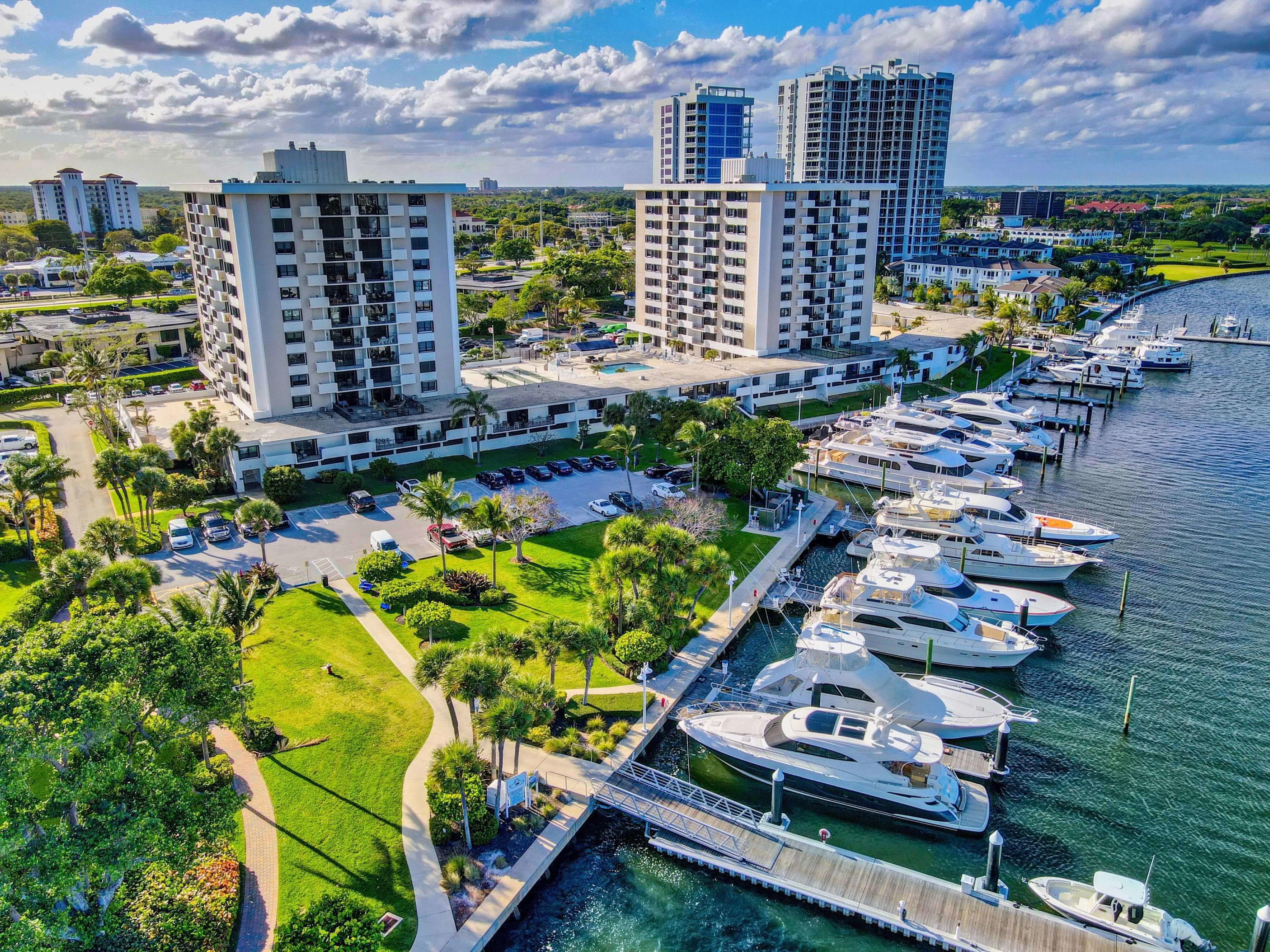 Home for sale in OLD PORT COVE CONDO ONE North Palm Beach Florida