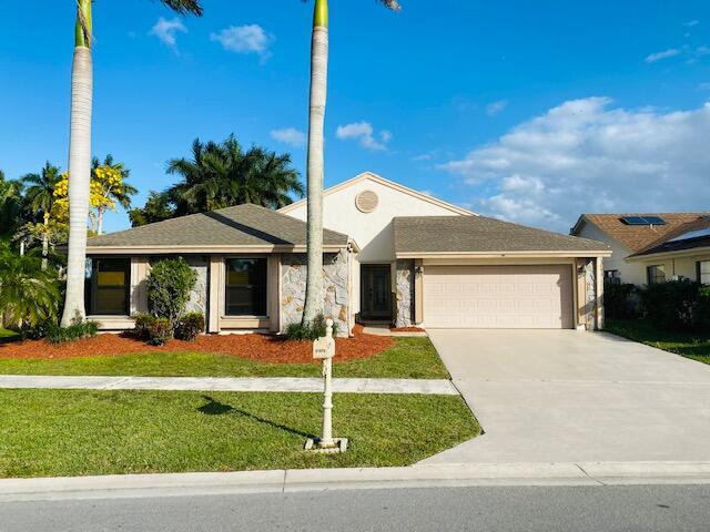Home for sale in Country Landing 3 Boca Raton Florida