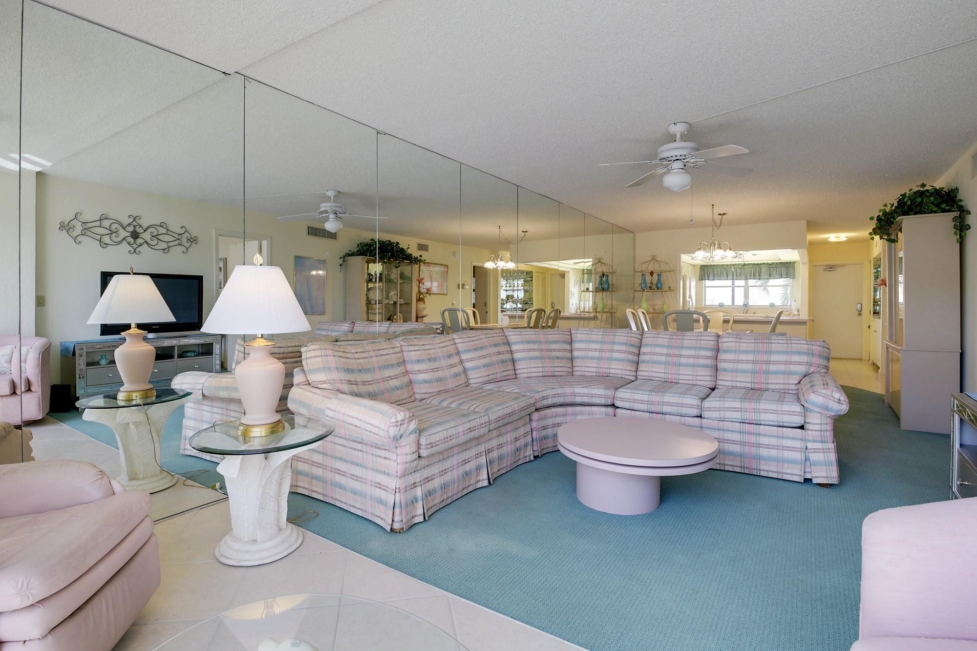 Home for sale in SEAGATE OF GULFSTREAM COND PART ONE & TWO Boynton Beach Florida