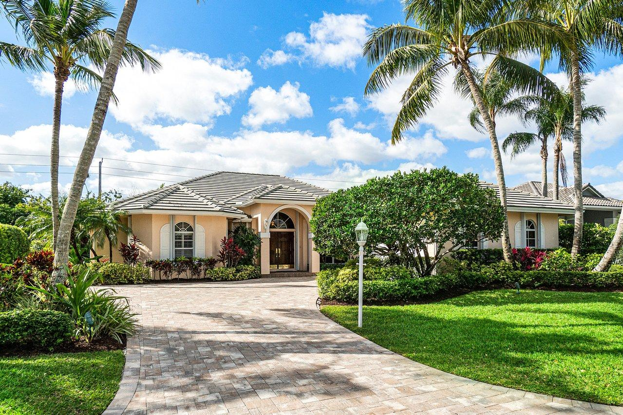 Palm Beach Gardens Mansion