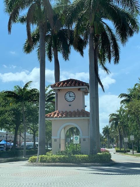 Lake Park Clock Tower