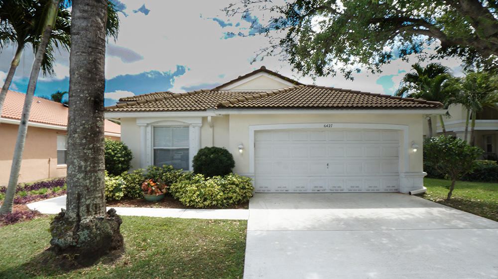 6427 Barton Creek Circle Lake Worth, FL 33463