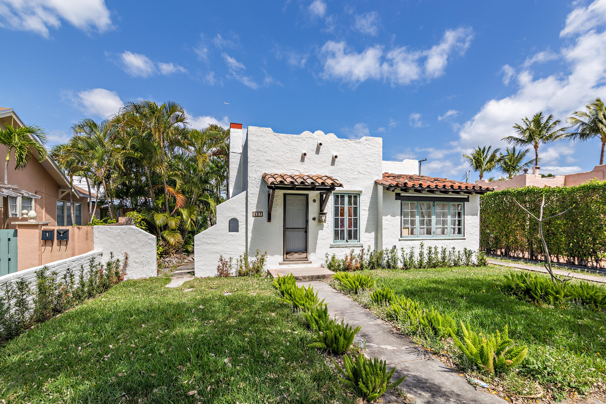 Home for sale in CENTRAL PARK ADD 1 West Palm Beach Florida