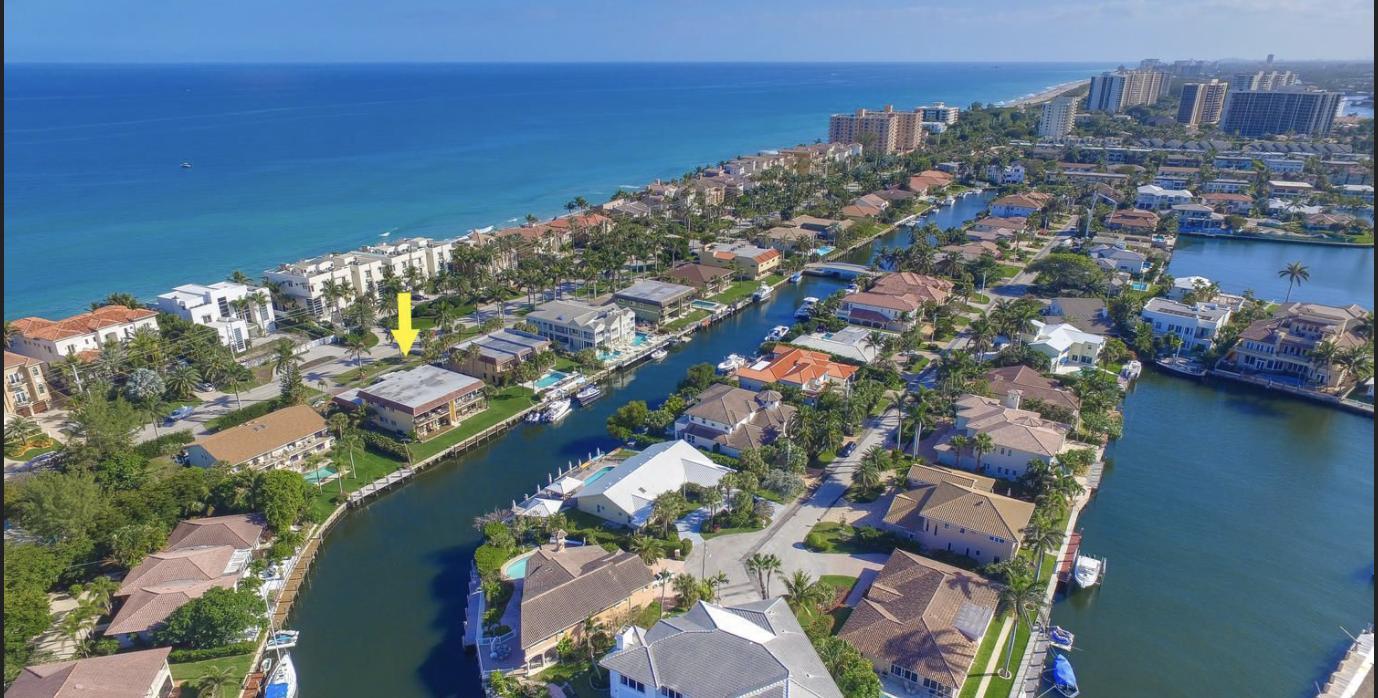 Photo of 4206 S Ocean Boulevard #1, Highland Beach, FL 33487