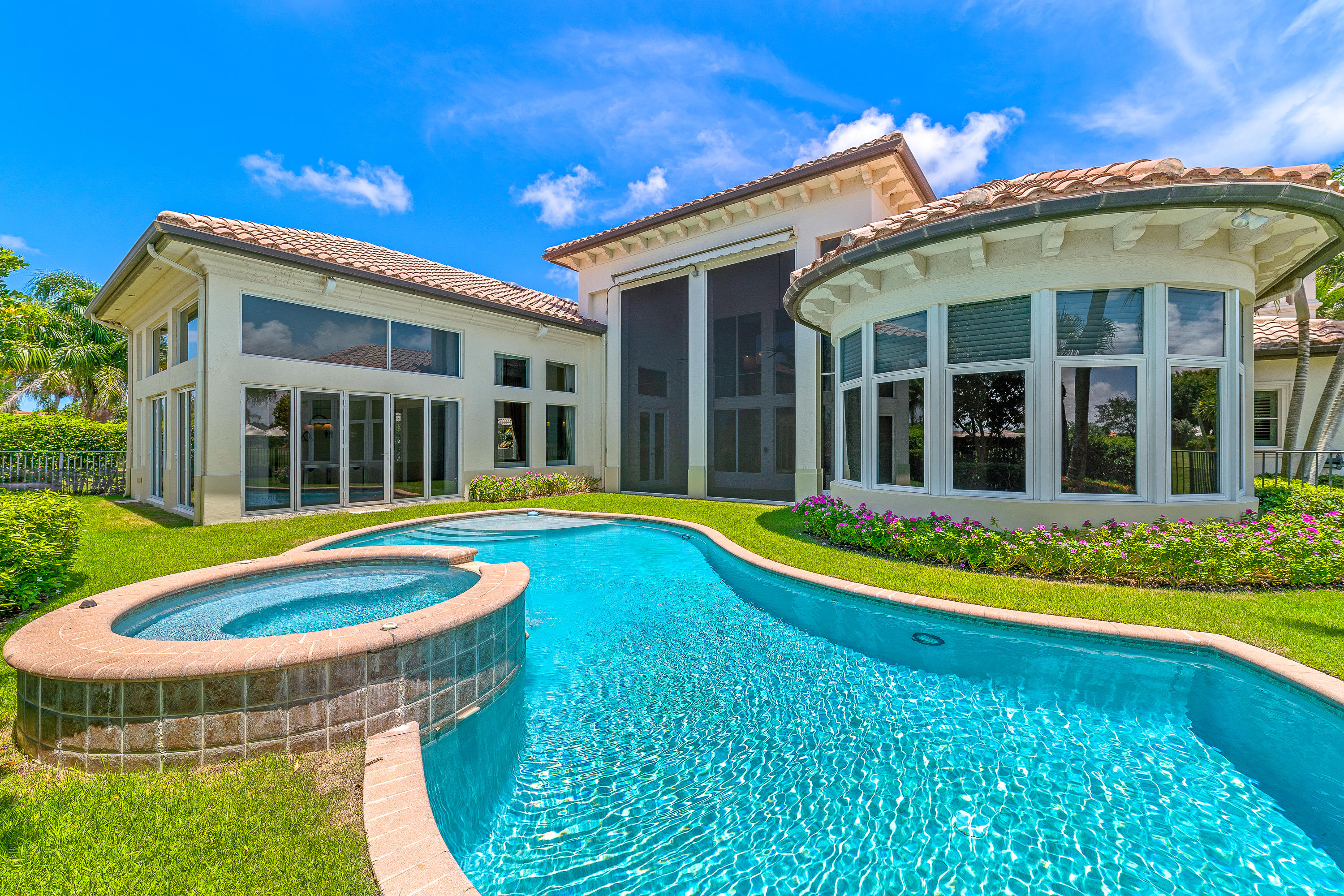 Home for sale in Bocaire Country Club Boca Raton Florida