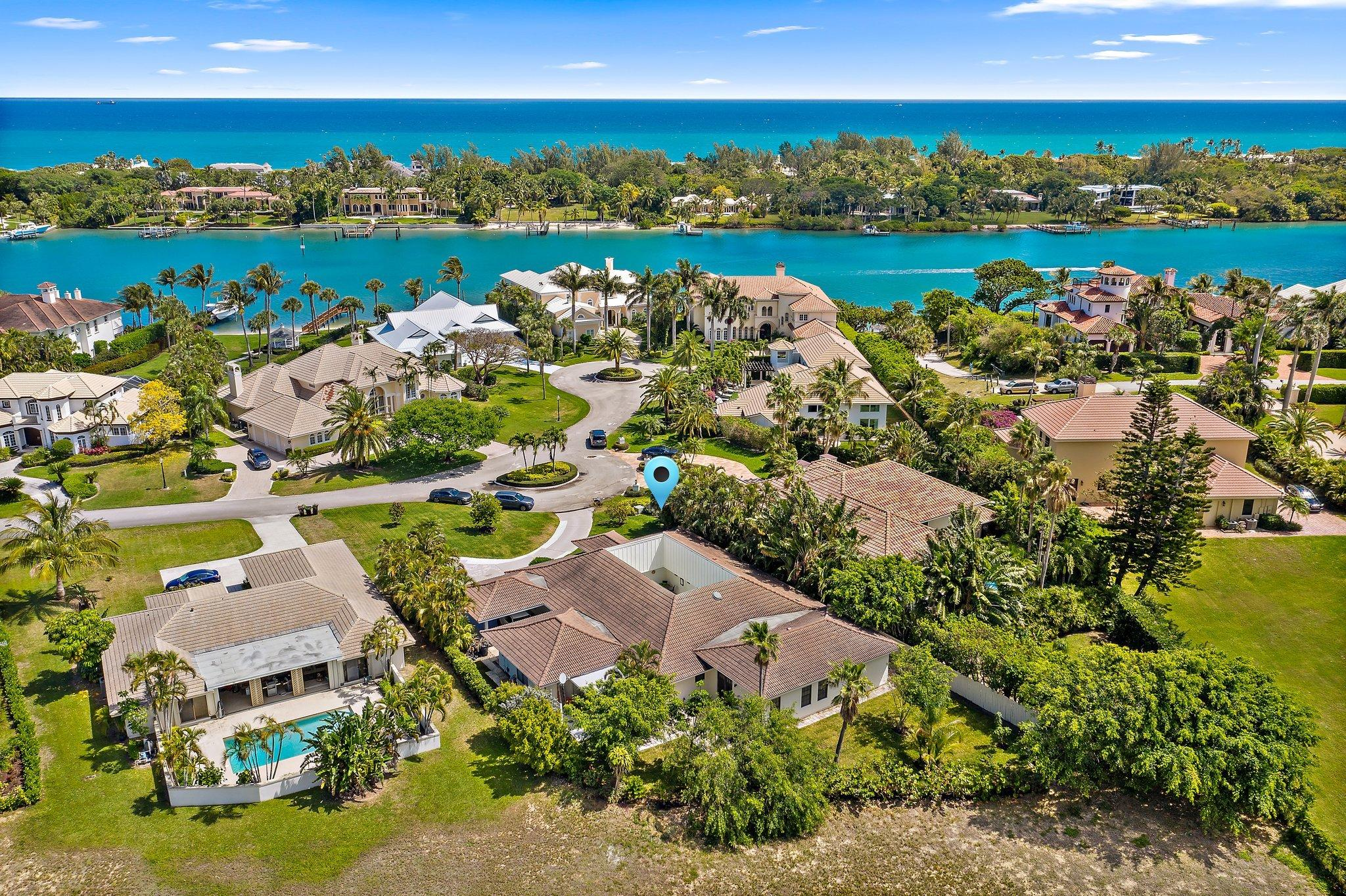 Home for sale in Rolling Hills Tequesta Florida