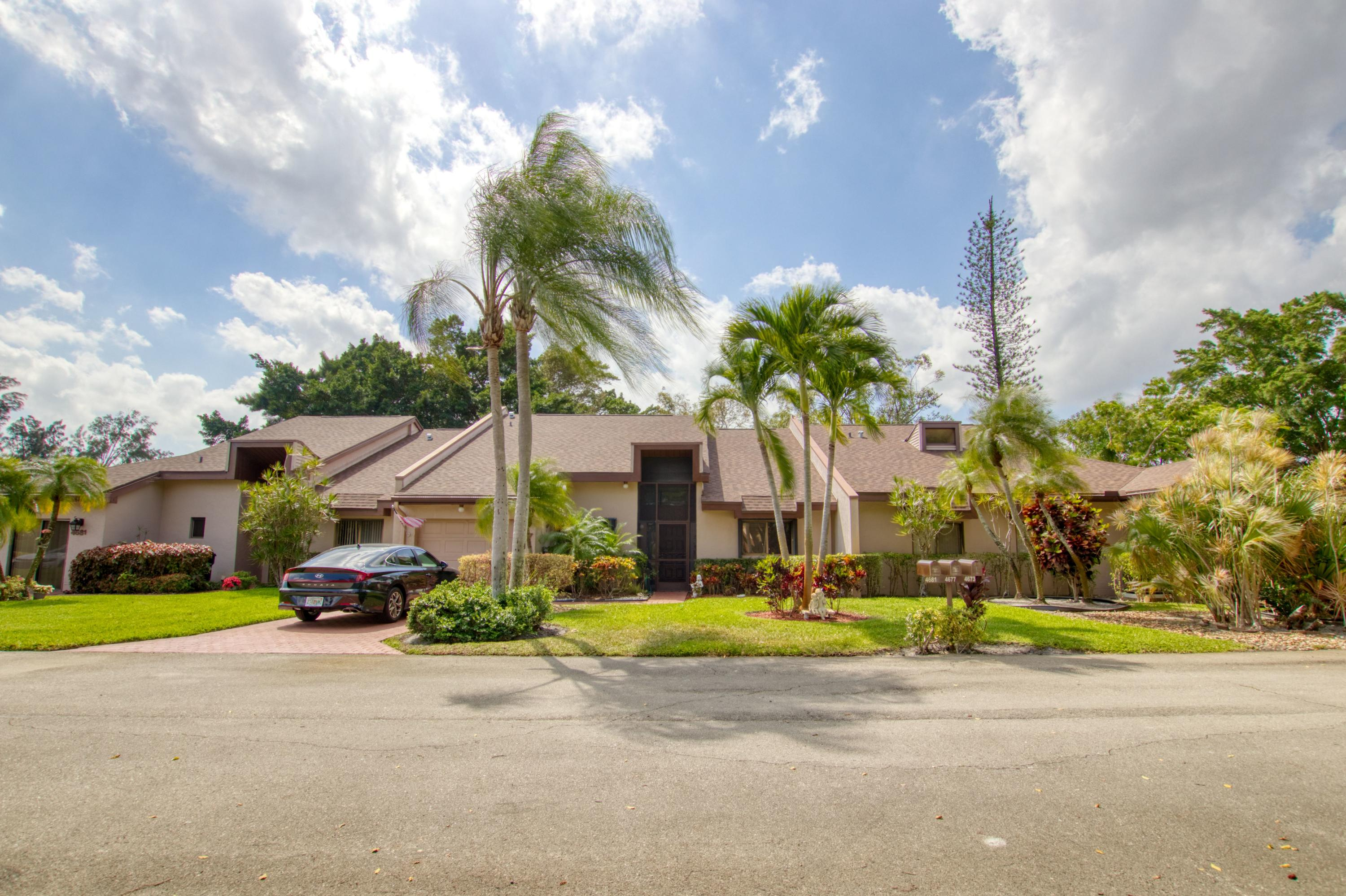 Home for sale in Versailles Lake Worth Florida