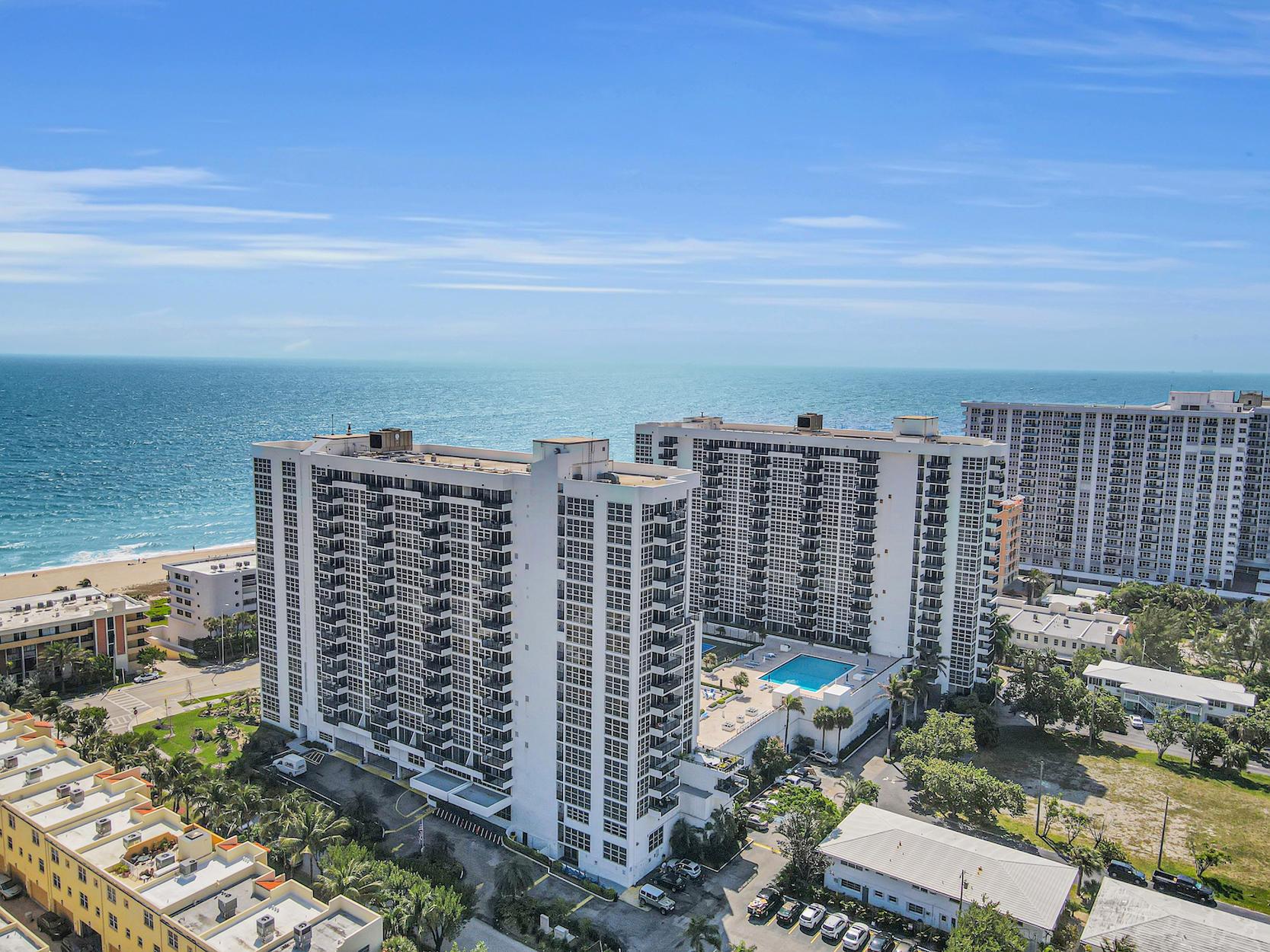 Photo of 531 N Ocean Boulevard #1107, Pompano Beach, FL 33062