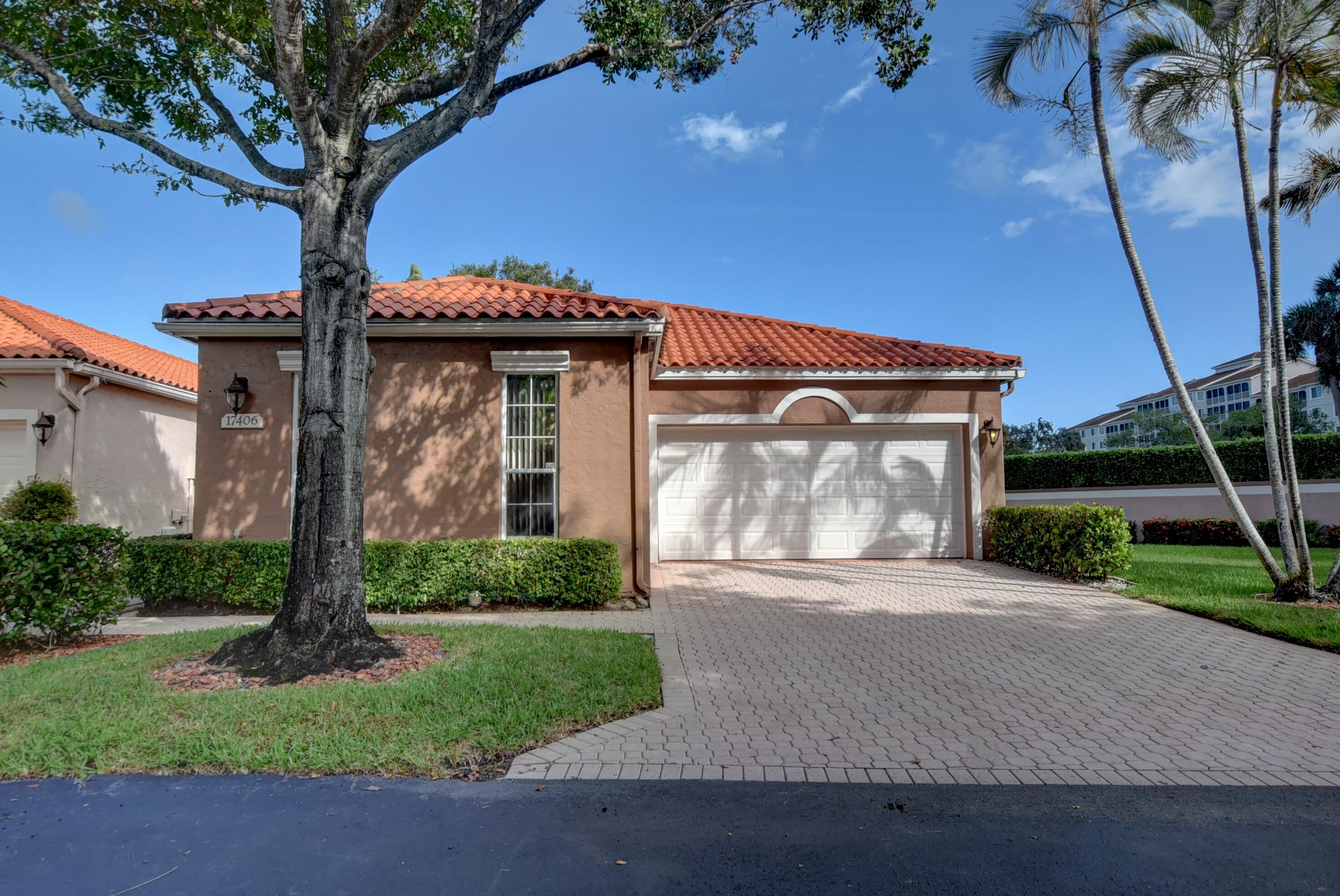 Home for sale in Boca Golf & Tennis Antigua Point Boca Raton Florida