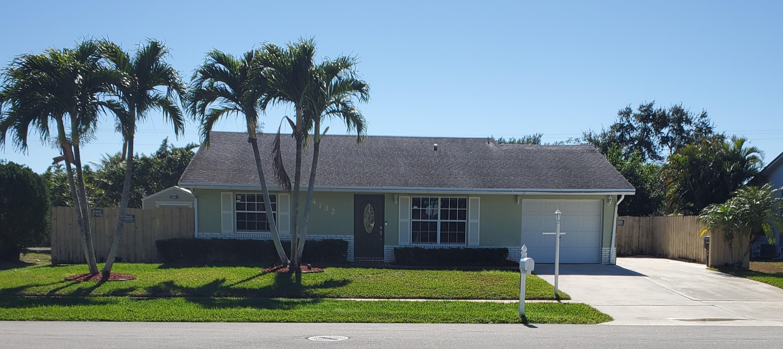 4732 Carthage Circle Lake Worth, FL 33463