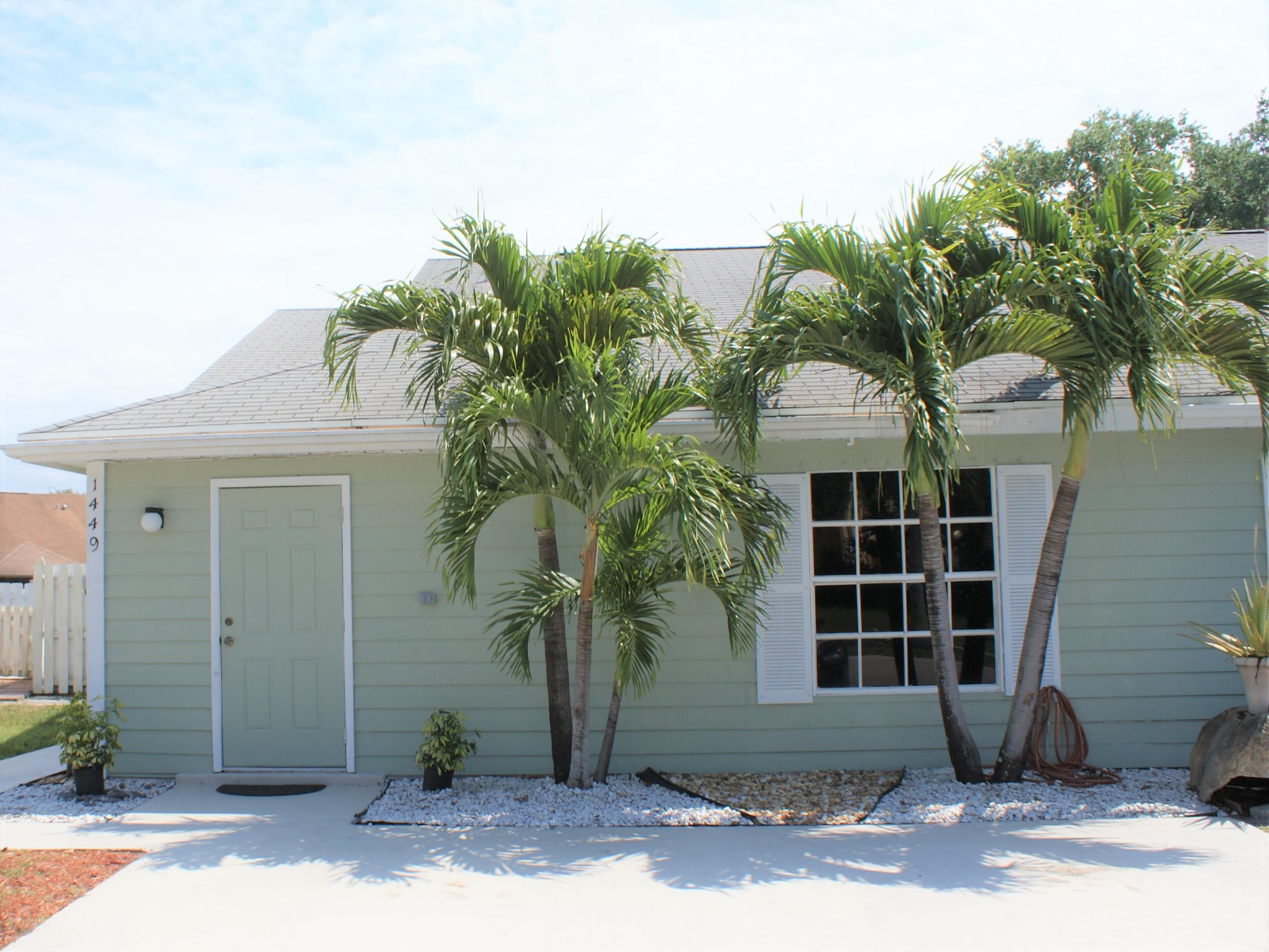 Home for sale in ROYAL FOREST TOWNHOUSES West Palm Beach Florida