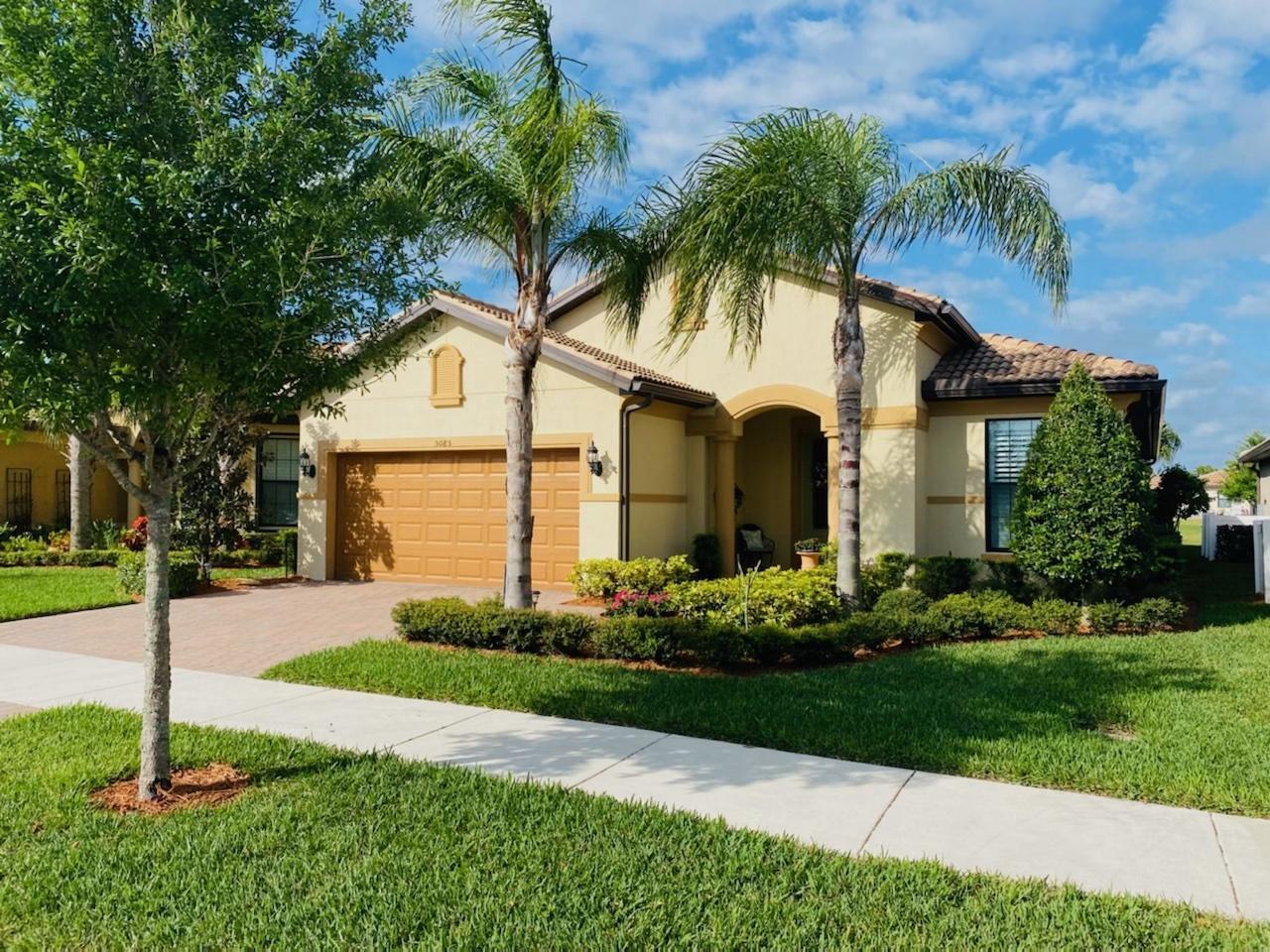 Home for sale in Waterway Village Vero Beach Florida