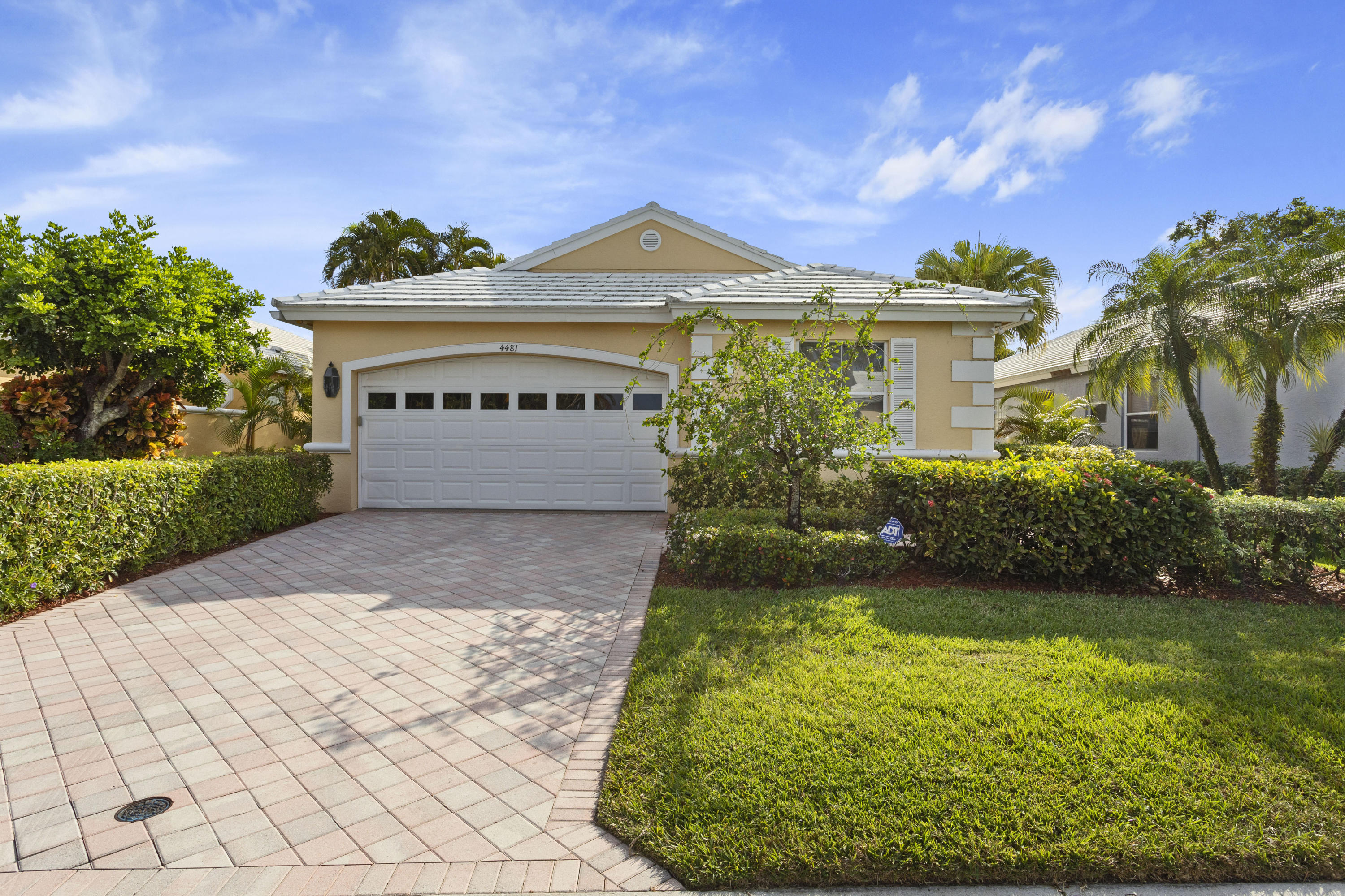 Home for sale in Wycliffe - Kensington Lake Worth Florida