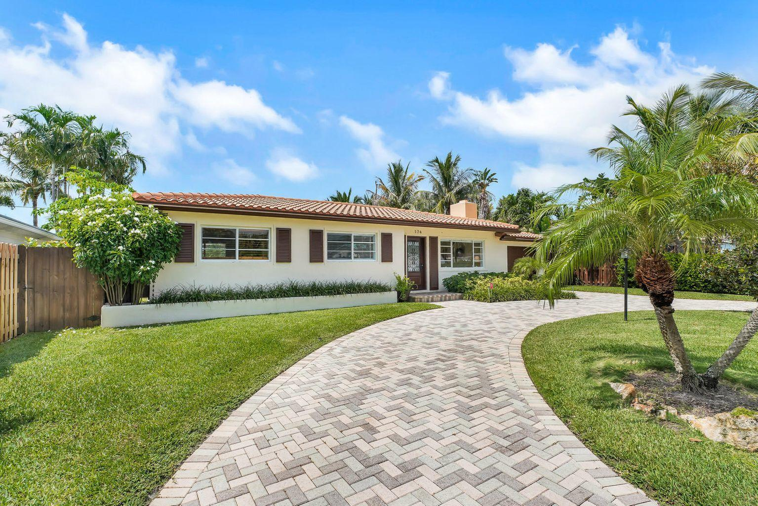 Home for sale in LEWIS SHORE ESTATES 2 West Palm Beach Florida