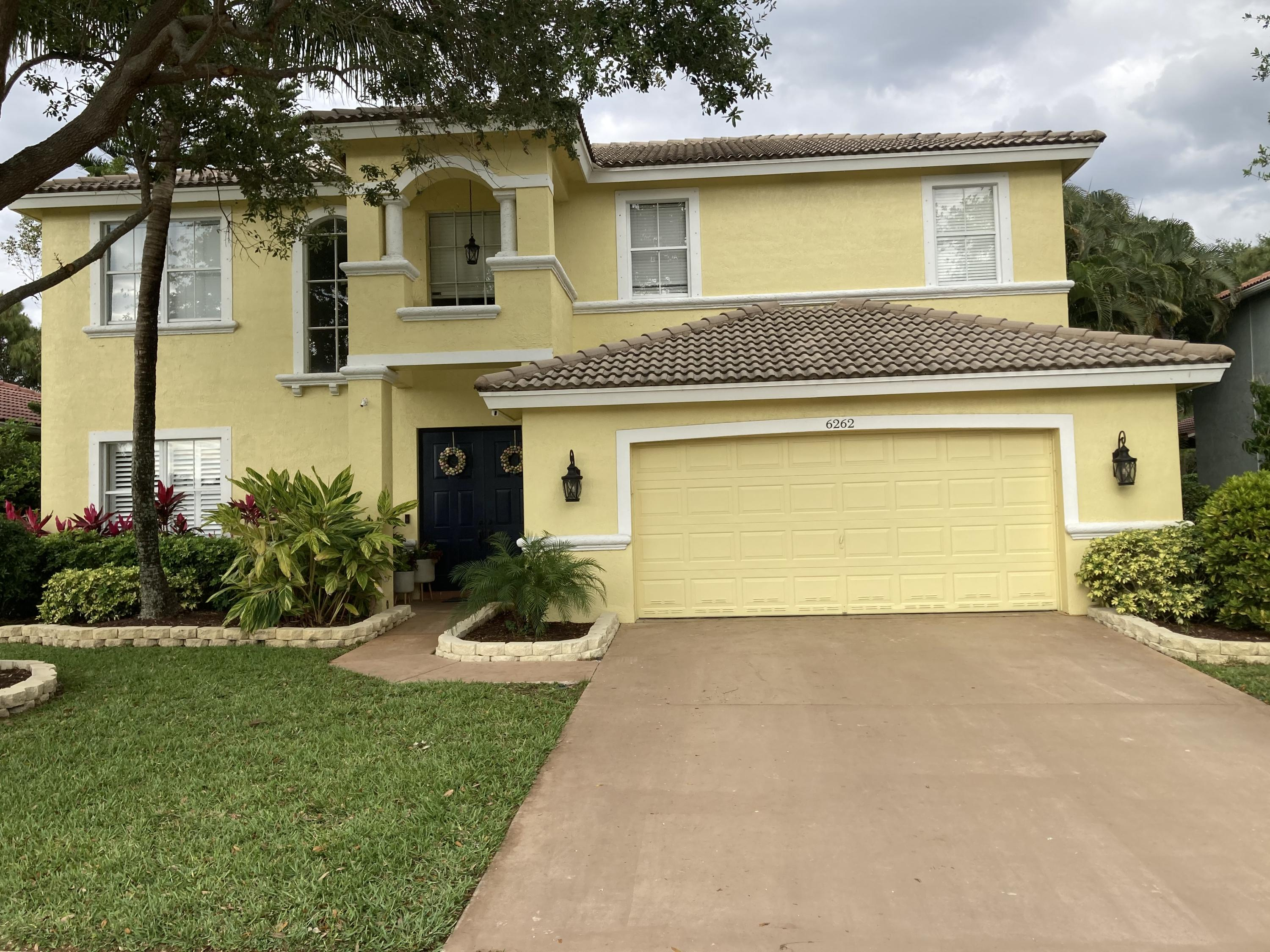 6262 Sand Hills Circle Lake Worth, FL 33463