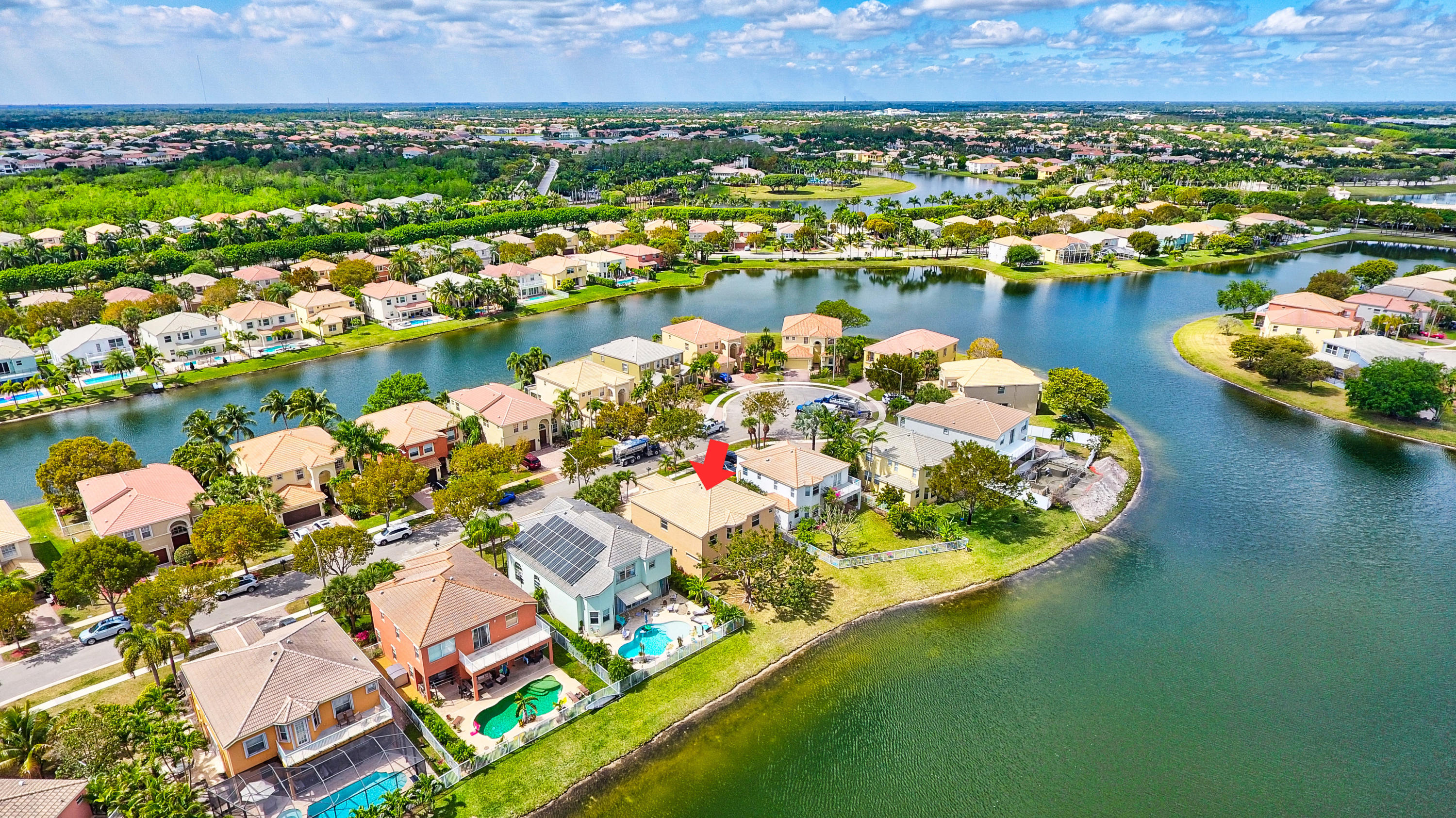 2245 Balsan Way Wellington, FL 33414