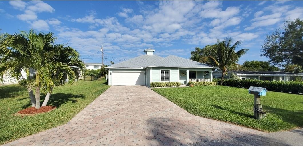 Home for sale in SKYLINE HEIGHTS FIRST ADDITION Jensen Beach Florida