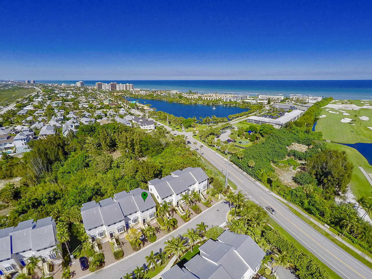 ***OPEN HOUSE, Sunday, April 25th 1PM to 3PM***GREAT INVESTMENT!! Check Out Video! Walk To The Beach! No Other 3 Bedrooms Available under $2,175,00 In Juno Beach. Ocean View from Kitchen and Master Suite!! This 3 bedroom 2.5 Bathroom 1 Car Garage END UNIT TOWNHOME is located in the heart of Juno Beach! Some Features include - Ocean Views From Balcony & Kitchen, Impact Glass Windows and Doors, Large Kitchen, 9ft Ceilings, Wood & Tile Floors, 2 Covered Balconies,1st Floor Guest Suite has a Murphy Bed with Private Bath and Patio. Walk to the Beach, Playground and Pelican Lake! AC Unit 2015.