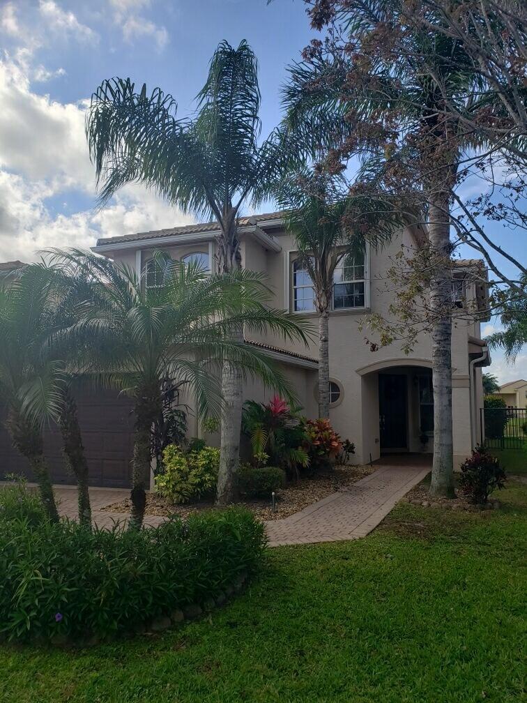 Home for sale in Canyon Springs Boynton Beach Florida