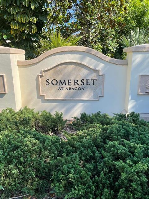 Home for sale in Somerset Jupiter Florida