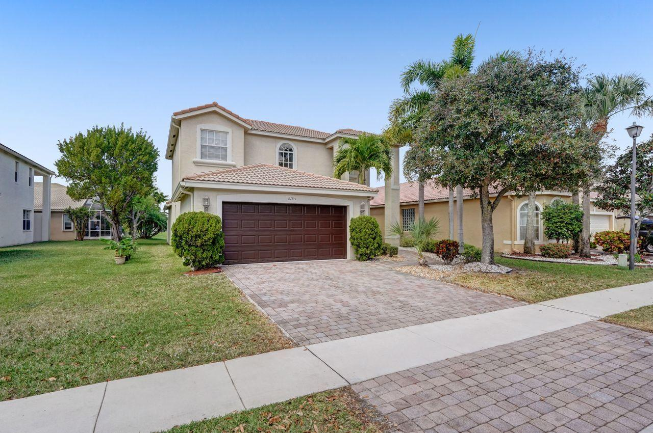 8185 Via Bolzano Lake Worth, FL 33467