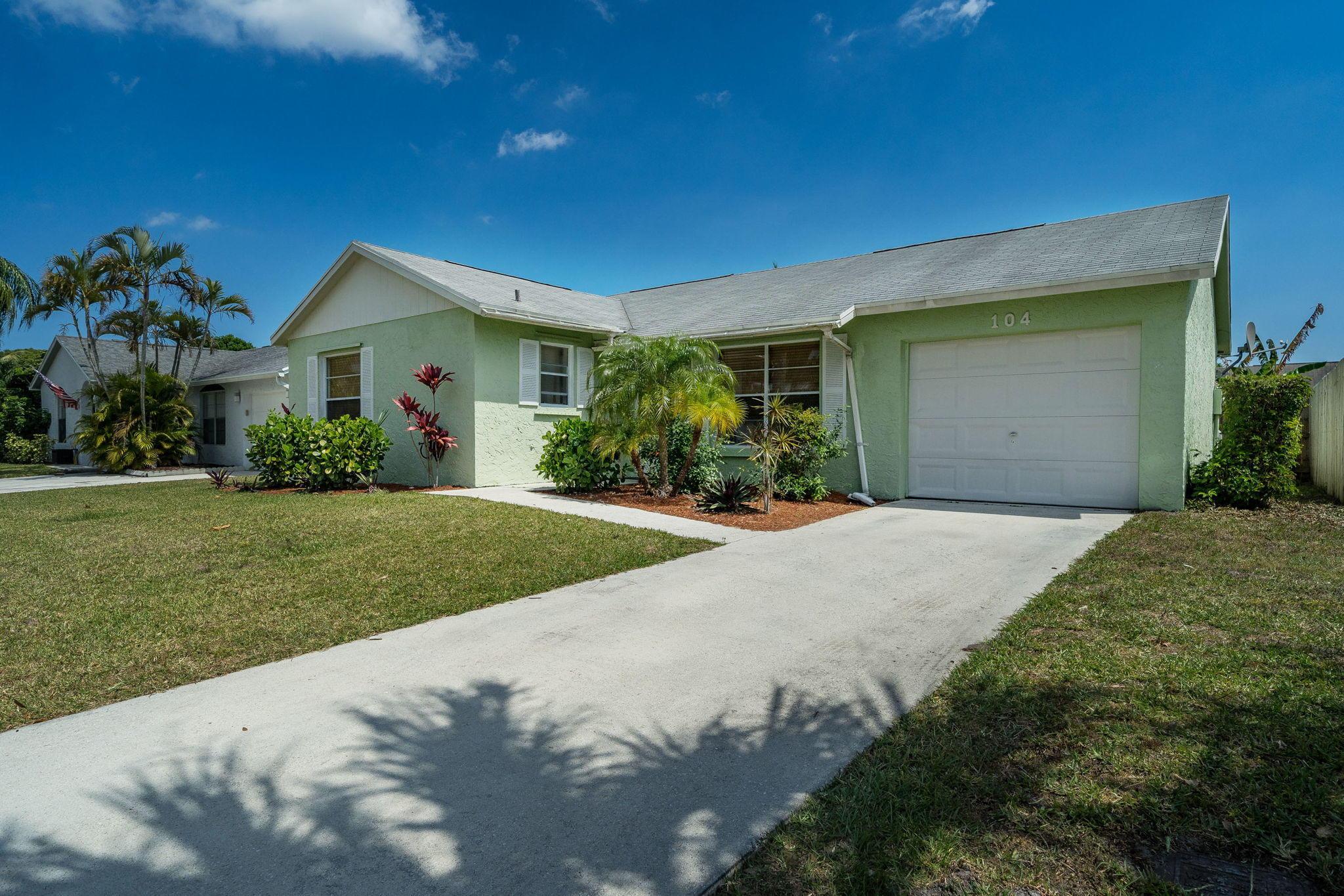 Home for sale in JUPITER VILLAGE PH IV Jupiter Florida