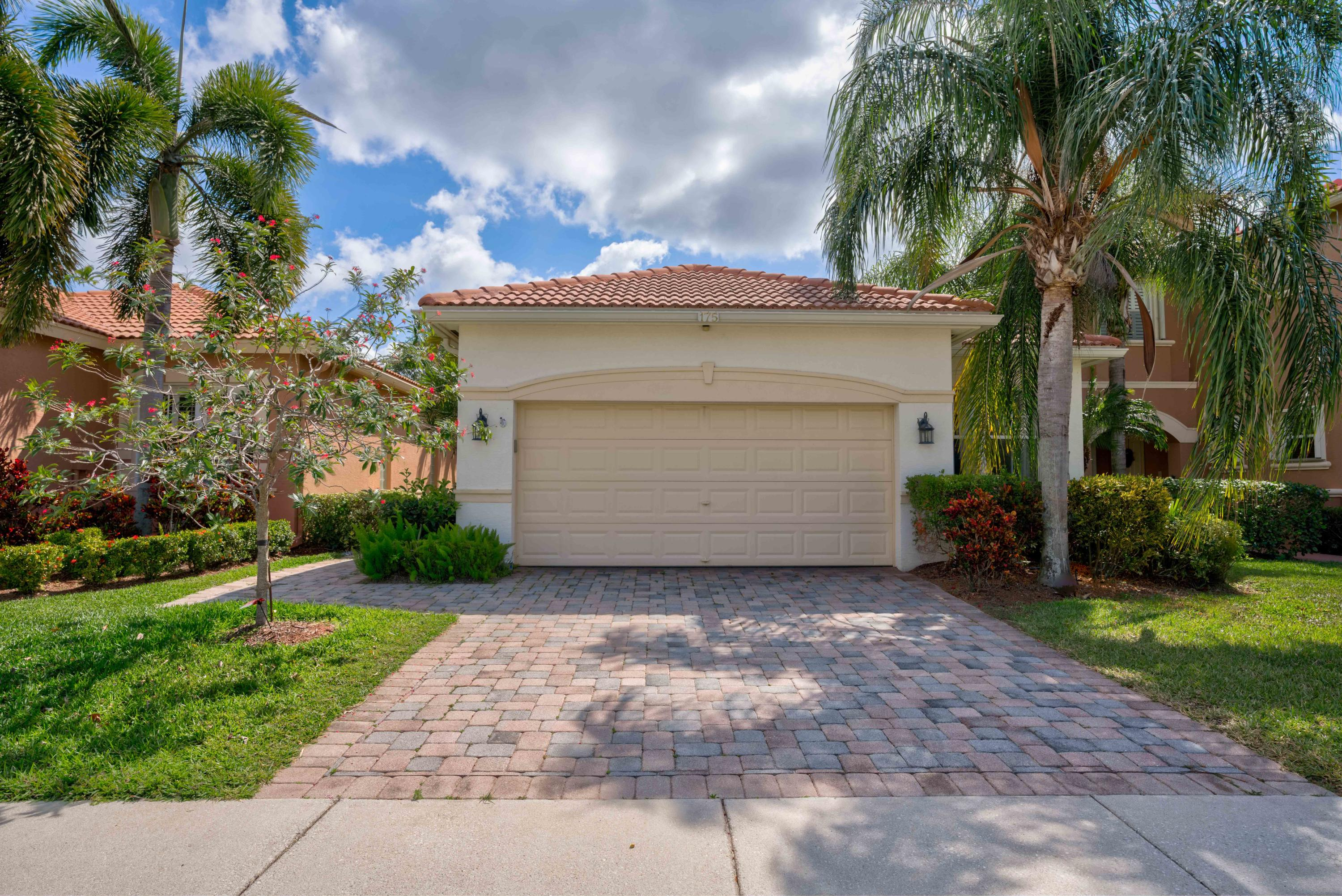 *Available 7/1/21* Mint Condition & Move in Ready Bella model w/ Lots of Upgrades. Offers One Level Living w/ Open Floorplan & High Ceilings w/ Large Great Room and Sliders out to Covered Lanai. Upgrades Include Porcelain Tile Flooring in all Bedrooms, Newer A/C w/ Nest Thermostat, Stainless Steel Appliances in Kitchen & Upgraded HE Washer & Dryer, 3rd BR has Murphy Bed / Storage system that will convey w/ home, Completely Repainted, Upgraded Light Fixtures Throughout & Upgraded Epoxy Floors in Garage. Mirabella is a 24/7 Guard Gated Community w/ no membership required & Resort Style Amenities!