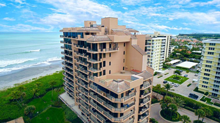 Home for sale in BEACHFRONT AT JUNO BEACH CONDO Juno Beach Florida
