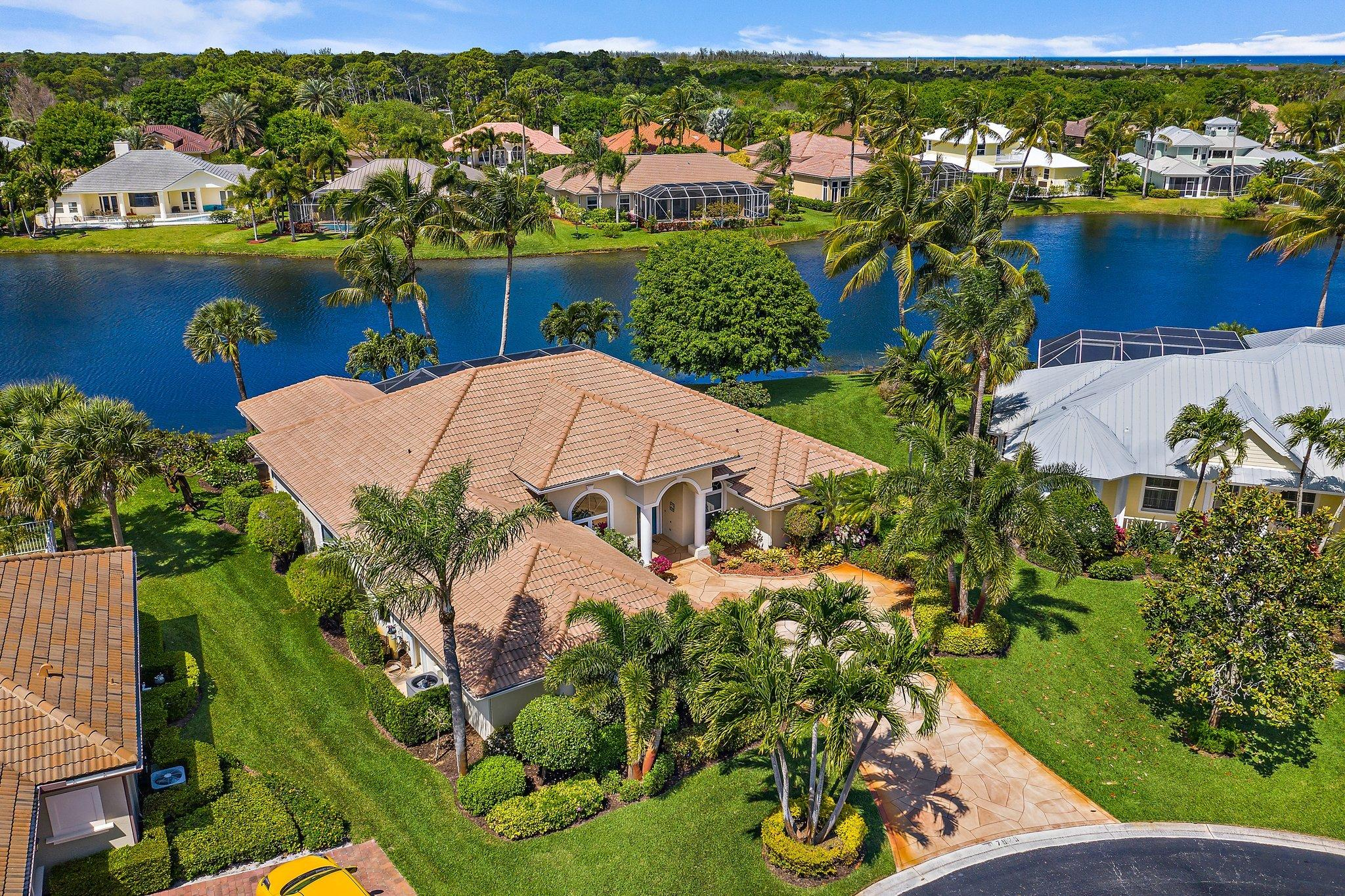 Home for sale in Sanctuary Hobe Sound Florida