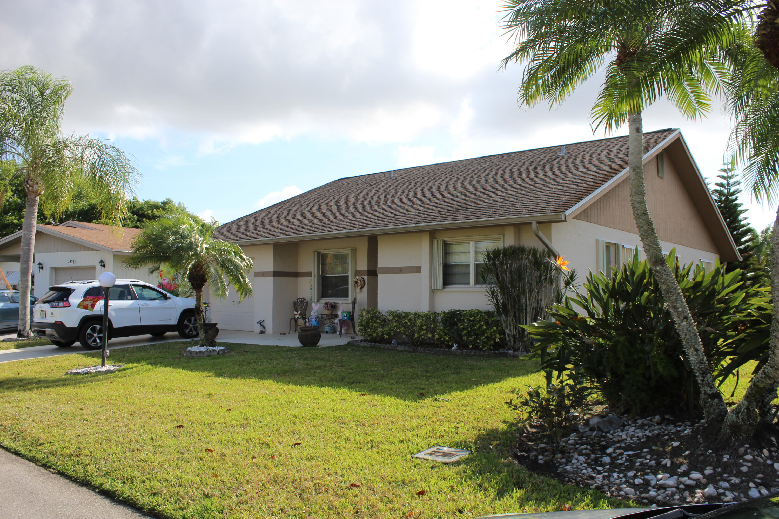 Home for sale in CYPRESS LAKES 7-A West Palm Beach Florida