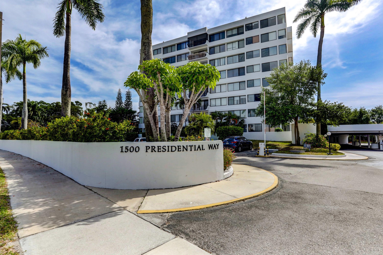 1500  Presidential Way 302 For Sale 10703729, FL