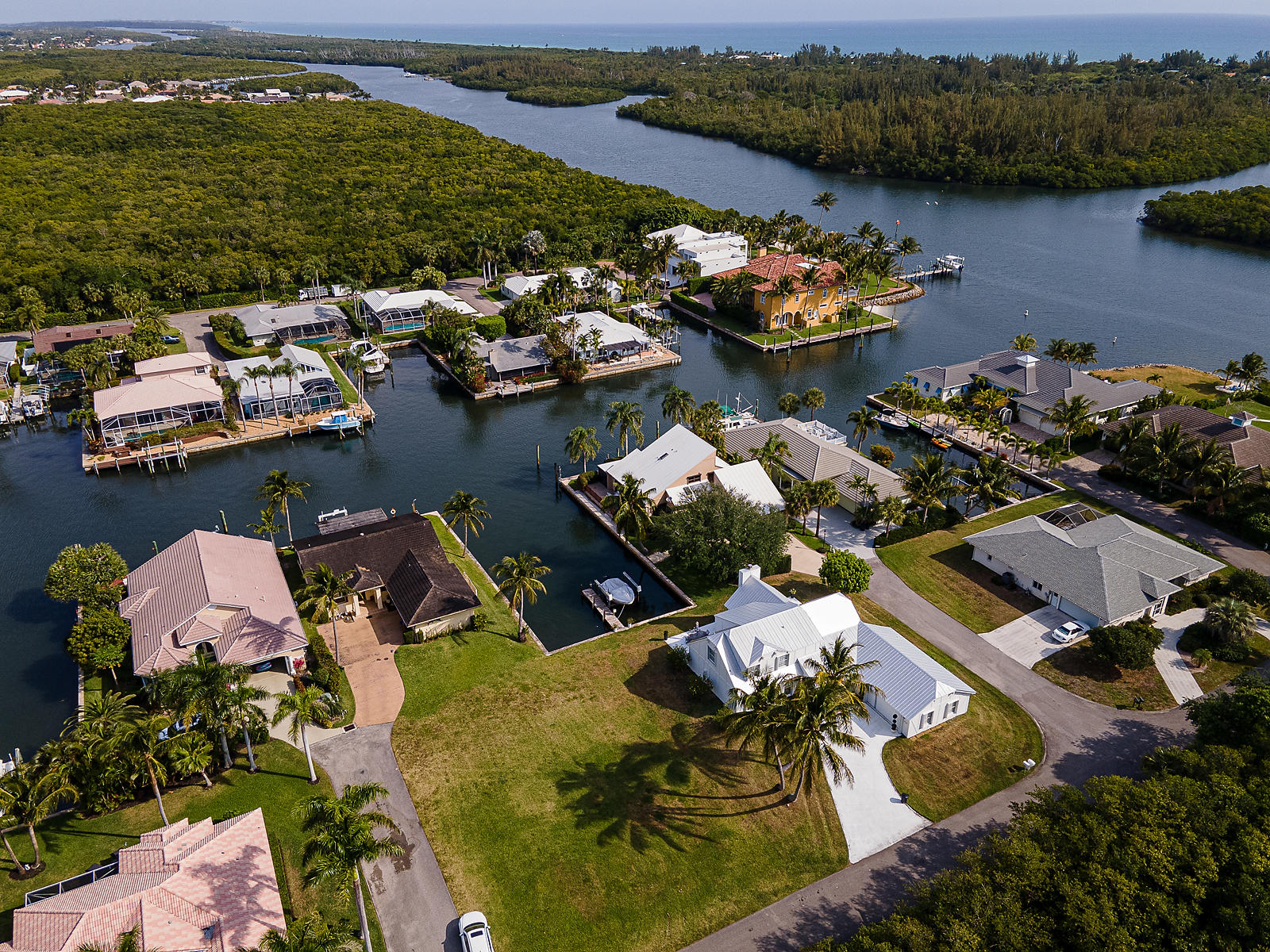 Home for sale in Harbour at the Sounds Hobe Sound Florida