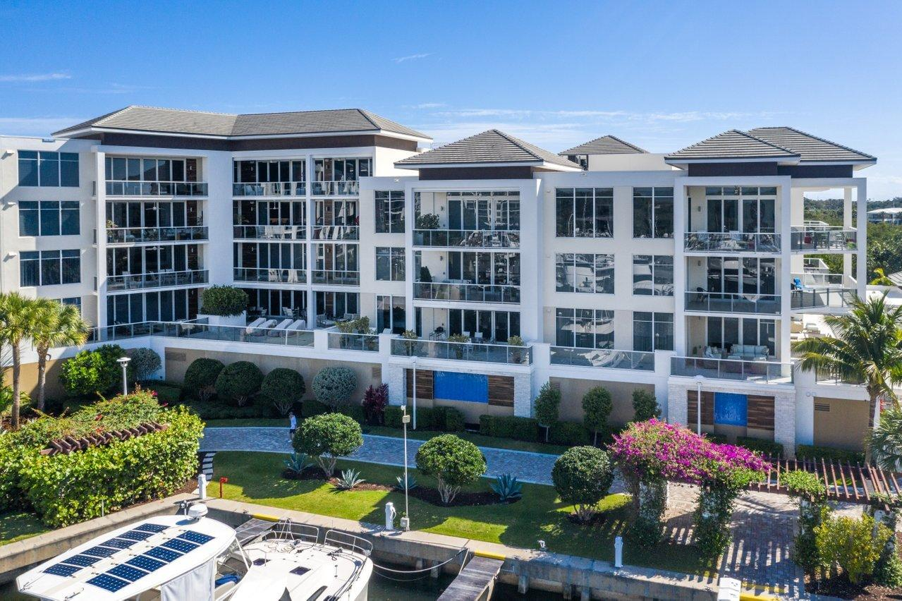 Enjoy luxurious life-style from this stunning 3bd 2.5 bath, 2 assigned garage spaces, waterfront condo. This private gated community overlooks yacht harbor and offers contemporary design overlooking oversized balcony and marina views. Split floor plan guest suite w/ private bath. 3rd bedroom is office with murphy bed. Both rooms have oversized private balcony, rooms have auto blinds, impact windows, tile flooring, and private entrance off the elevator. Azure has many amenities including concierge services, two outdoor heated pools, fitness center, spa, club room, A/C storage resident wine cellar just to name a few. Total area includes all uncovered balconies.