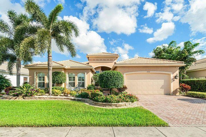 10720 Whitewind Circle  Boynton Beach FL 33473
