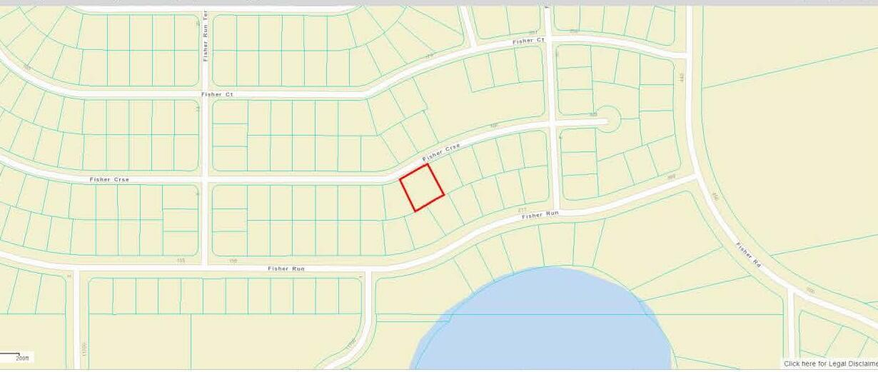 Listing Details for Xxx Fisher Crescent, Silver Springs, FL 34488