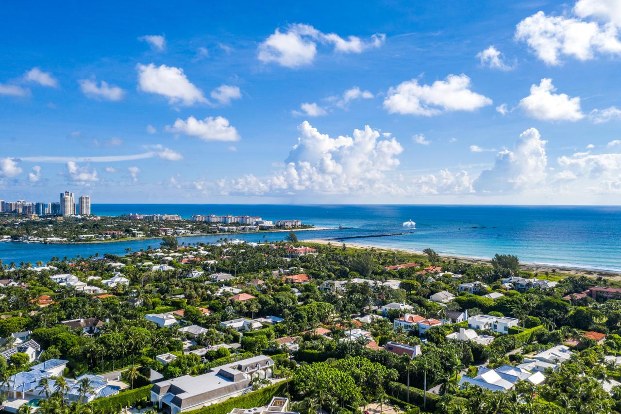 Palm Beach Tropical Oasis