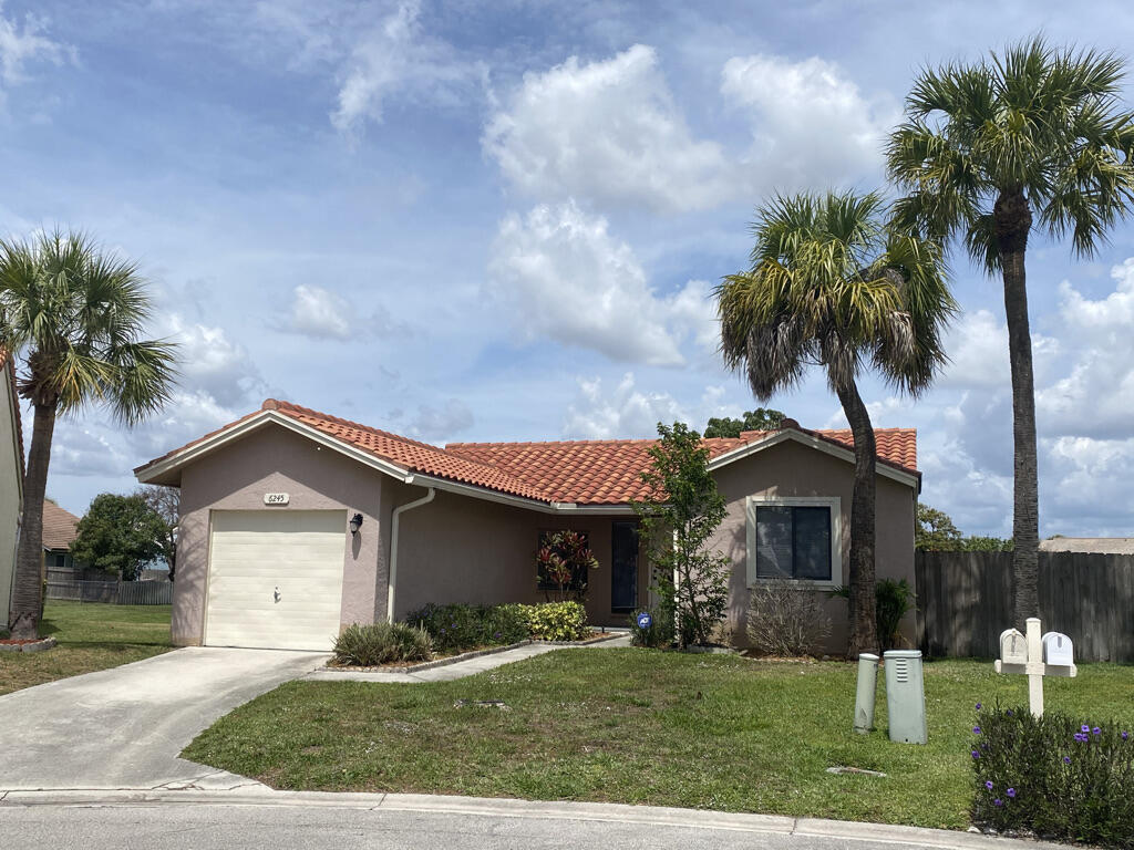 6245 S 97th Court Boynton Beach, FL 33437