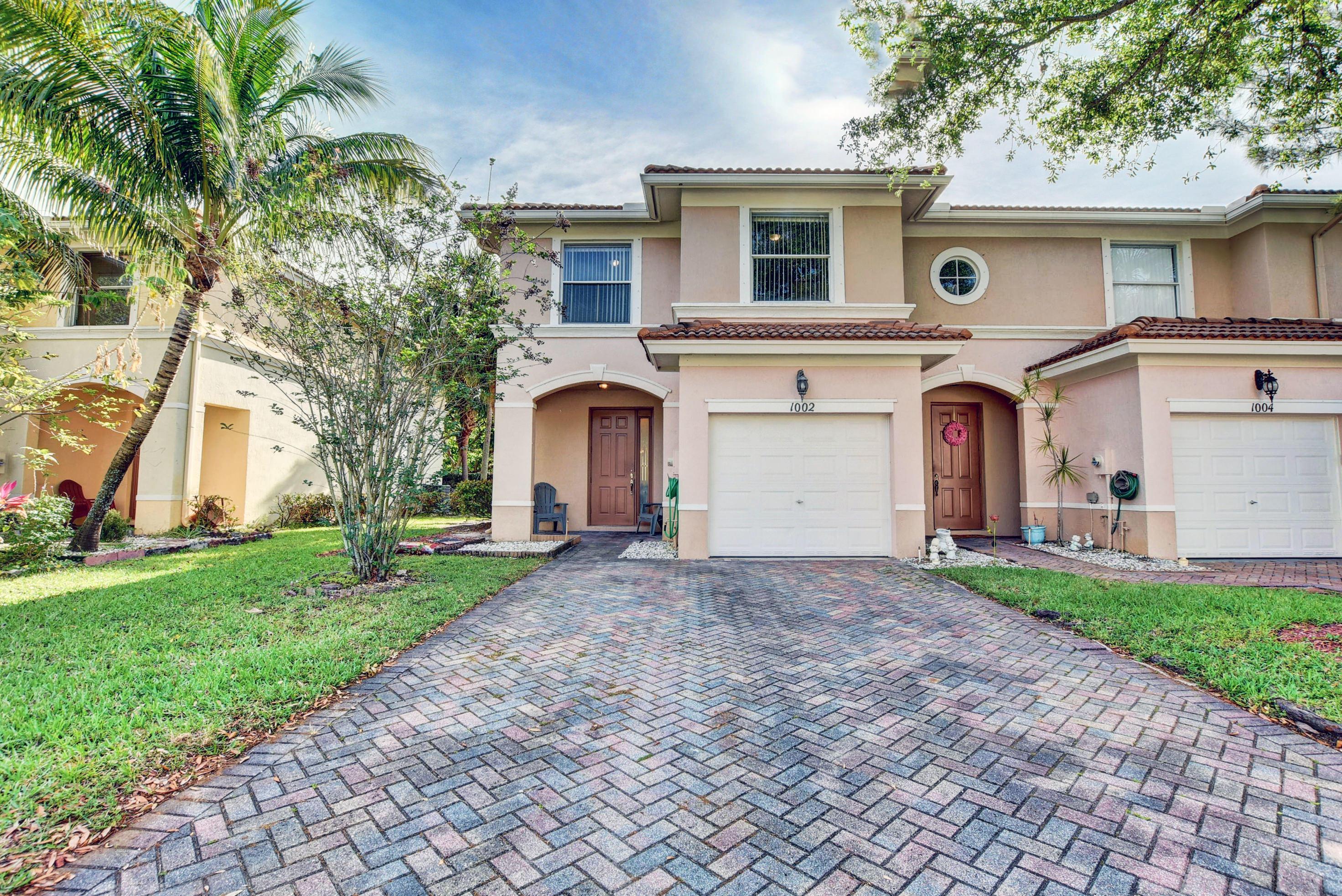 1002 Seminole Palms Drive  Greenacres FL 33463